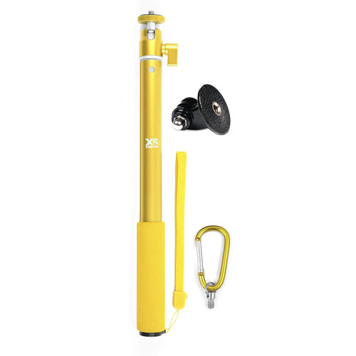 XSORIES Big U-Shot Telescopic Camera Pole (Yellow)
