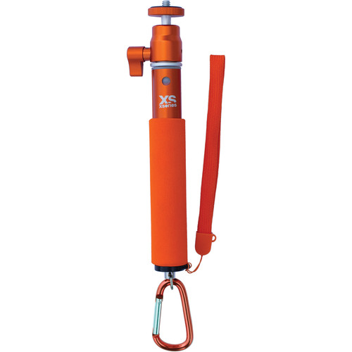 XSORIES U-Shot Aluminum Extension Pole (Orange)