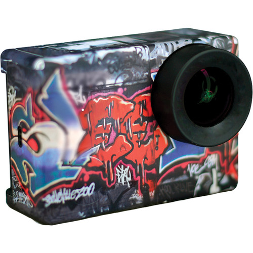 XSORIES XSkins Sticker Set for GoPro HERO3 (Street Art Style 2)