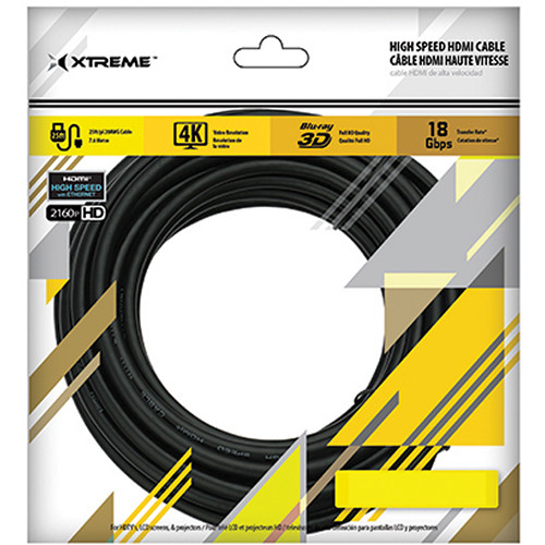 Xtreme Cables High-Speed HDMI Cable (50')