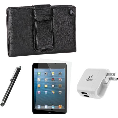 Xuma Bluetooth Keyboard Case with Accessories Kit for iPad mini