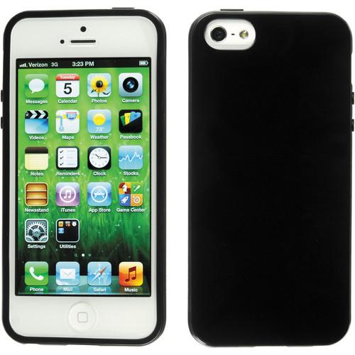 Xuma Flex Case for iPhone 5, 5s & SE (Black)