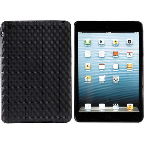 Xuma Flexible Grip Case for iPad mini 1st Generation (Black)
