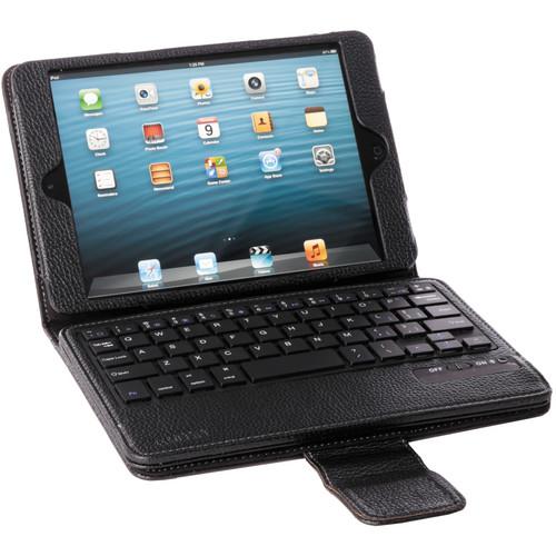 Xuma Bluetooth Detachable Keyboard Case for iPad mini (Black)