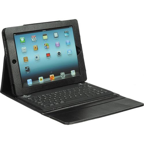 Xuma Bluetooth Silicone Keyboard Case for iPad (2nd, 3rd, 4th Gen)