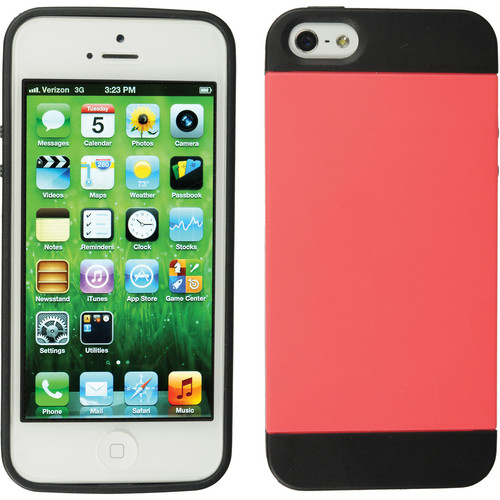 Xuma Hybrid Case for iPhone 5, 5s & SE (Pink)