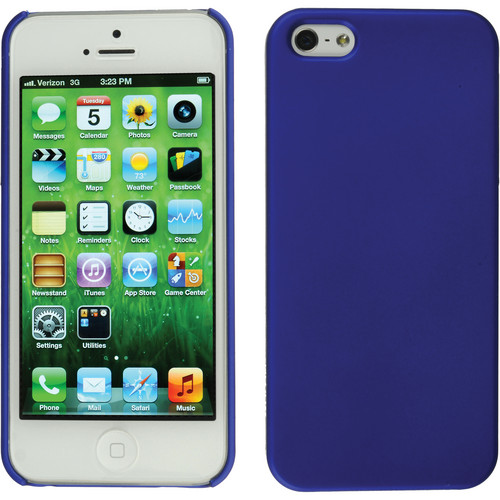 Xuma Snap-on Case for iPhone 5, 5s & SE (Blue)