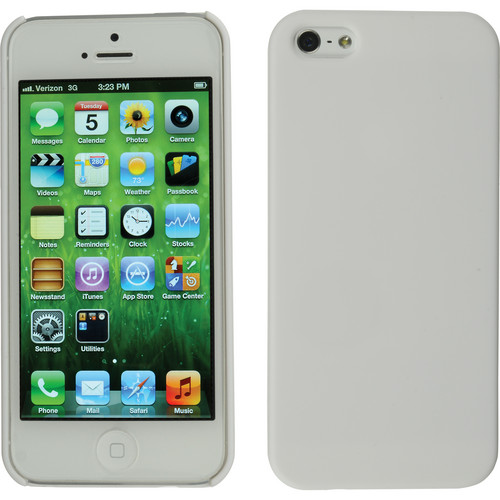 Xuma Snap-on Case for iPhone 5, 5s & SE (White)