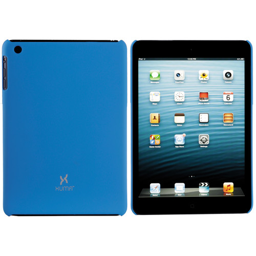 Xuma Hard Snap-on Case for iPad mini 1st Generation (Blue)