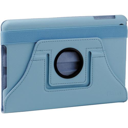 Xuma Rotating Folio Case for iPad mini (Blue)