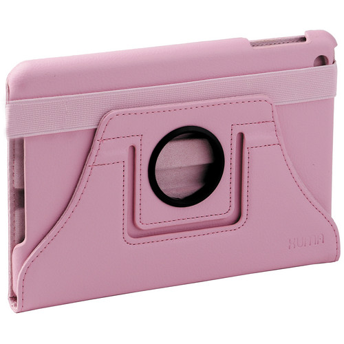 Xuma Rotating Folio Case for iPad mini (Pink)