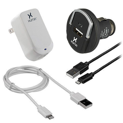 Xuma Sync and Charge Kit for Lightning and USB Devices