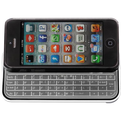 Xuma iPhone 5 Keyboard Case