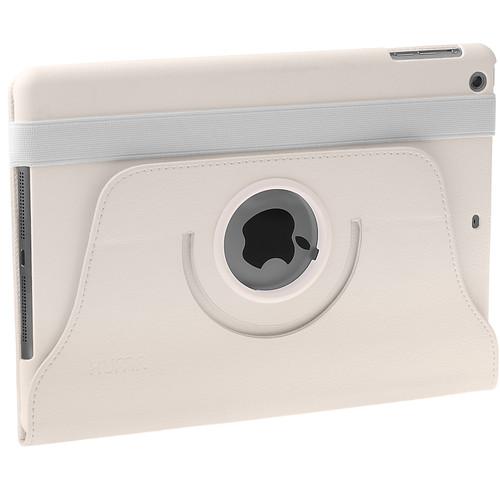Xuma Rotatable Case for iPad Air (White)
