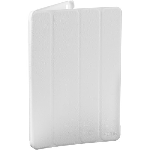 Xuma Magnetic Folio Case for iPad Air (White)