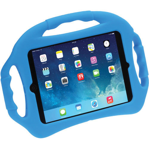 Xuma Silicone Multi-Grip Kids' Case for iPad Mini (Blue)