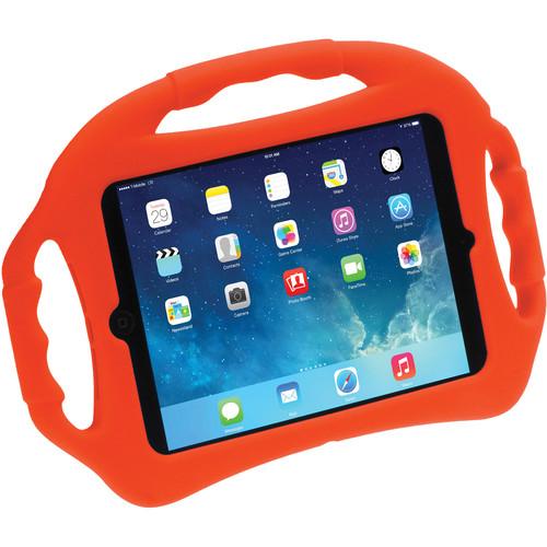 Xuma Silicone Multi-Grip Kids' Case for iPad Mini (Red)