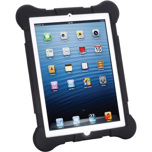 Xuma Rugged Case for iPad 2nd, 3rd, 4th Gen (Black)