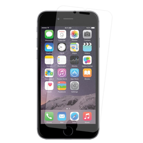 Xuma Clear Screen Protector Kit for iPhone 6/6s (2-Pack)
