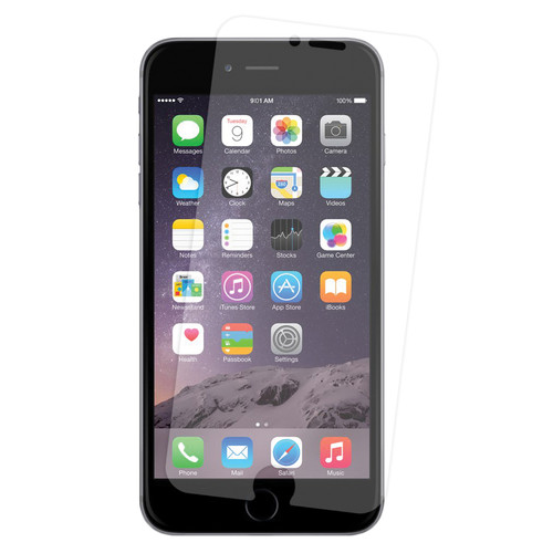 Xuma Clear Screen Protector Kit for iPhone 6 Plus/6s Plus (2-Pack)