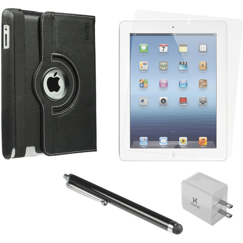 Xuma Xuma Accessories Kit for iPad 2nd, 3rd, 4th Gen