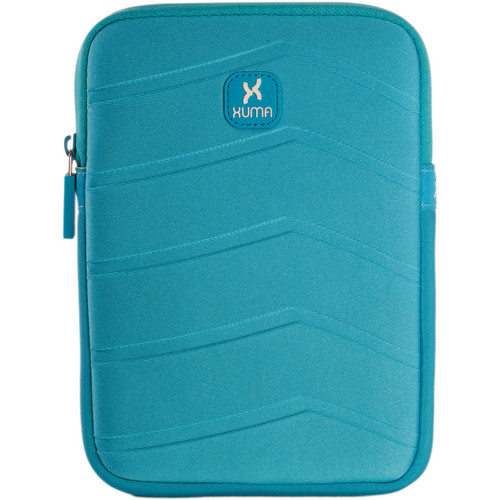 Xuma Neoprene Sleeve for iPad mini (Blue)