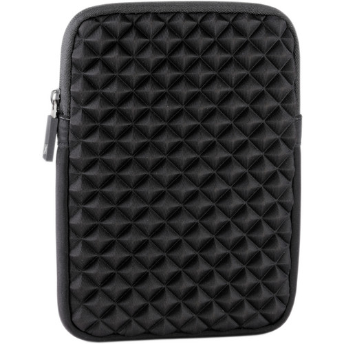 Xuma Cushioned Neoprene Sleeve for iPad mini (Black)
