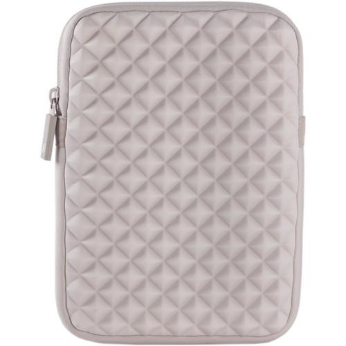 Xuma Cushioned Neoprene Sleeve for iPad mini (Gray)
