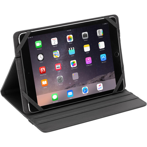 "Xuma Universal Tablet Case for 9 to 10"" Tablets (Black)"