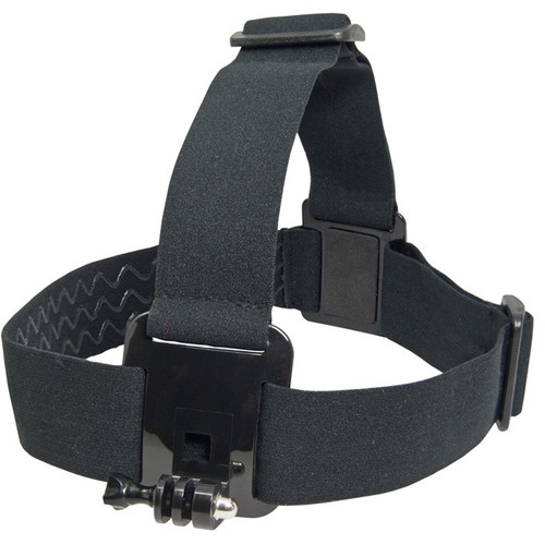 Xventure Head Strap Mount for Select Action Cameras