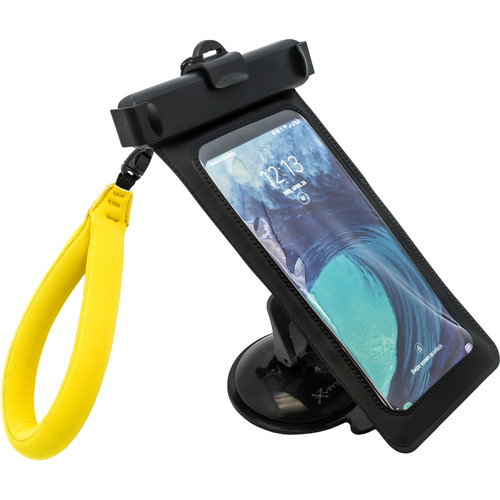Xventure Griplox Waterproof Suction Mount Smartphone Holder