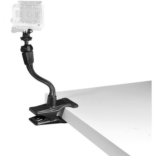 Xventure ProX Gooseneck Clip Mount for Action Cameras