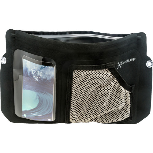 Xventure XV19682 Griplox TechTote Water Resistant Suction Mount Pouch