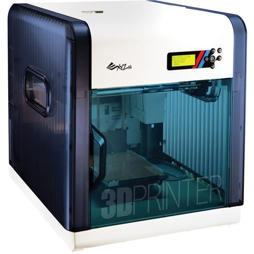 XYZprinting da Vinci 2.0 Duo 3D Printer (Blue)