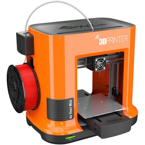 xyzprinting da vinci mini 3d printer 3fm1wxus00f b h photo video. Black Bedroom Furniture Sets. Home Design Ideas