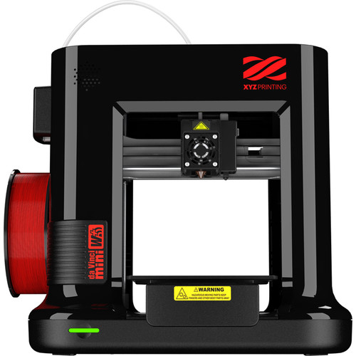 XYZprinting da Vinci Mini 3D Printer (Black)