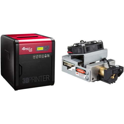 XYZprinting da Vinci 1.0 Pro 3D Printer Kit with Laser Engraver Module