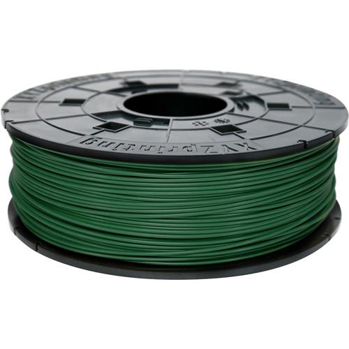 XYZprinting 1.75mm ABS Refill Filament (600g, Bottle Green)
