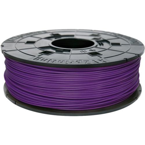 XYZprinting 1.75mm ABS Refill Filament (600g, Grape Purple)