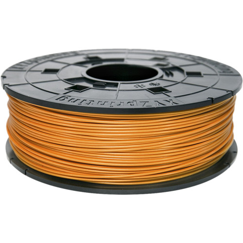XYZprinting 1.75mm ABS Refill Filament (600g, Sun Orange)