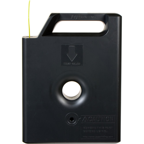 XYZprinting 1.75mm ABS Filament Cartridge (600g, Neon Yellow)