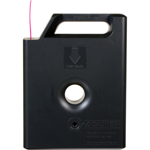 XYZprinting 1.75mm ABS Filament Cartridge (600g, Neon Magenta)