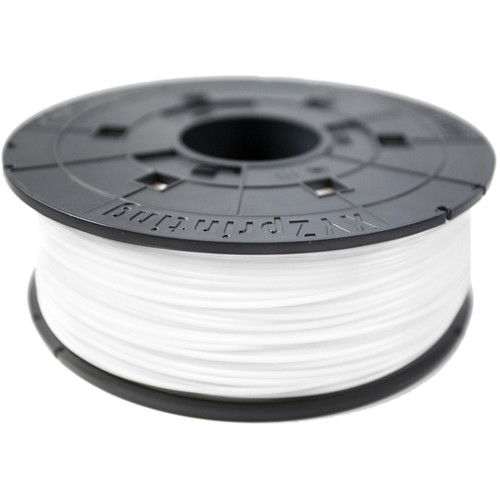 XYZprinting ABS Filament Cartridge (Snow White)