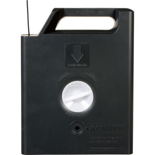 XYZprinting 1.75mm PLA Filament Cartridge (600g, Black)
