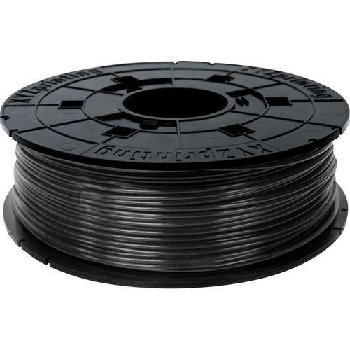 XYZprinting 1.75mm PLA Refill Filament (600g, Black)