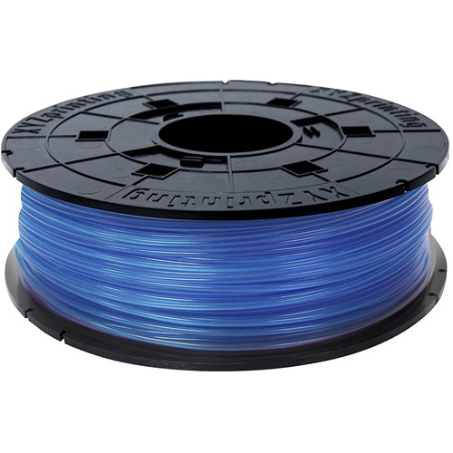 XYZprinting 1.75mm PLA Filament for the Jr. and Mini 3D Printer Series (600g, Blue)