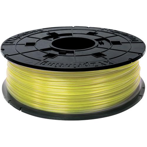 XYZprinting 1.75mm PLA Filament (600g, Yellow)