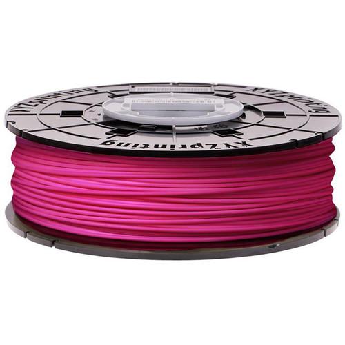 XYZprinting 1.75mm PLA Filament (600g, Neon Magenta)