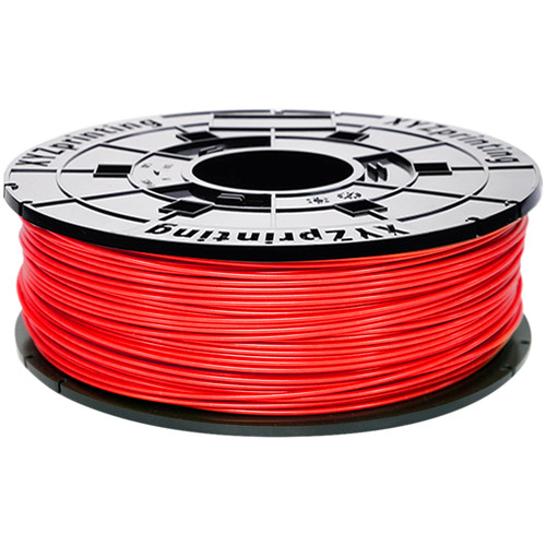 XYZprinting 1.75mm PLA Refill Filament (600g, Red)