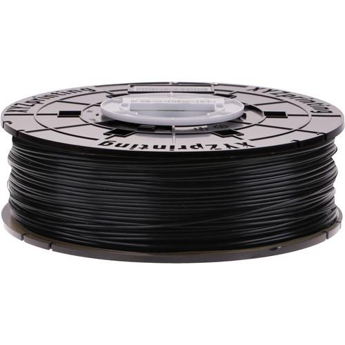 XYZprinting 1.75mm Tough PLA Refill Filament (600g, Black)